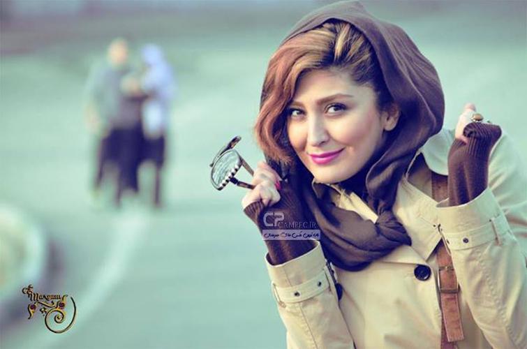 مدل بارانی زنان ایرانی
