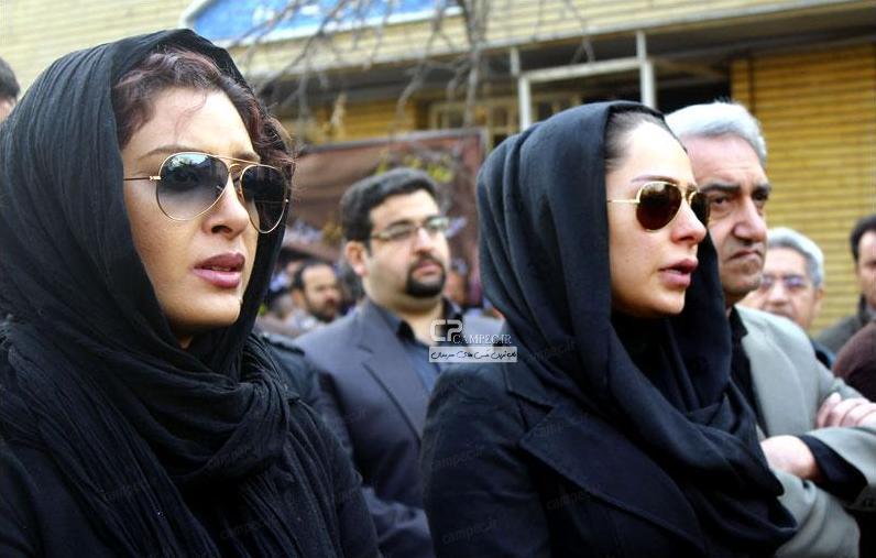 سمانه پاکدل و حدیثه تهرانی