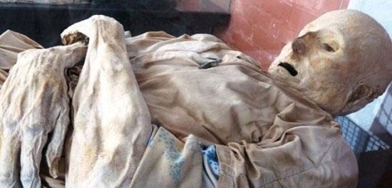مطالب داغ: قبرستانی که اجساد را خودبهخود مومیایی می کند