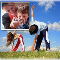 تحقیق آسم آلرژیک و ارتباط آن با ورزش