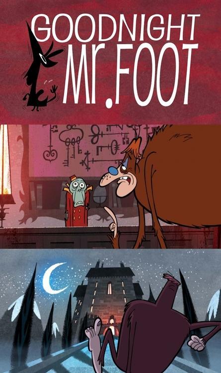 دانلود انیمیشن شب بخیر پاگنده