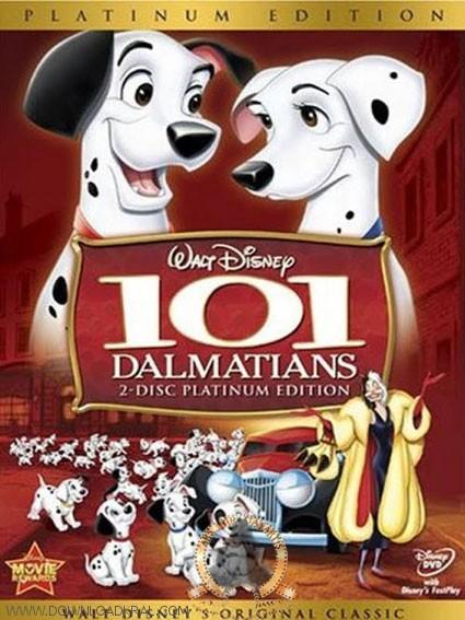 دانلود انیمیشن 101 سگ خالدار