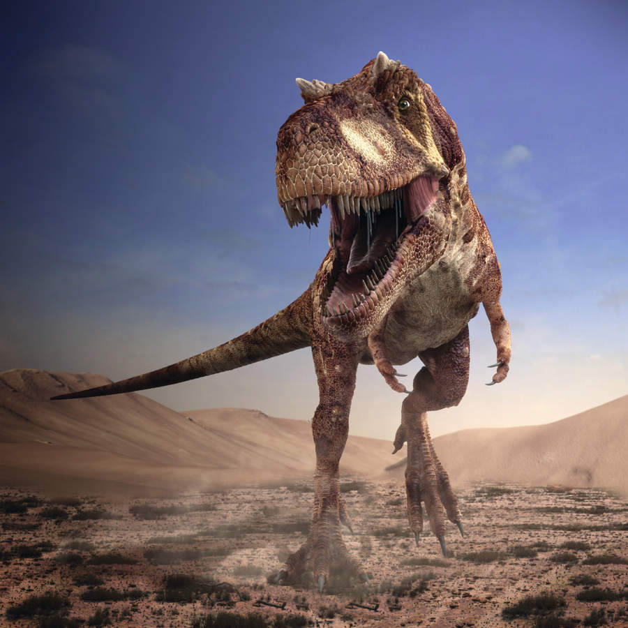 دانلود مستند سیاره دایناسورها