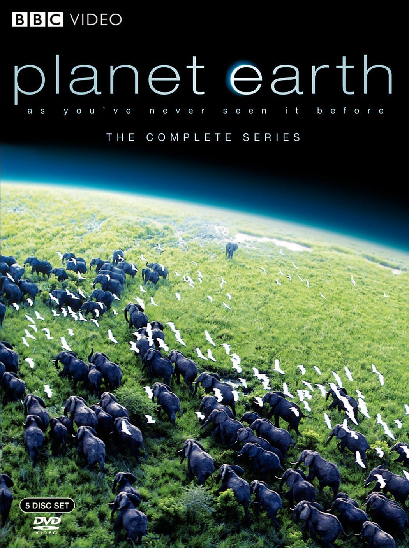 دانلود مستند سیاره زمین