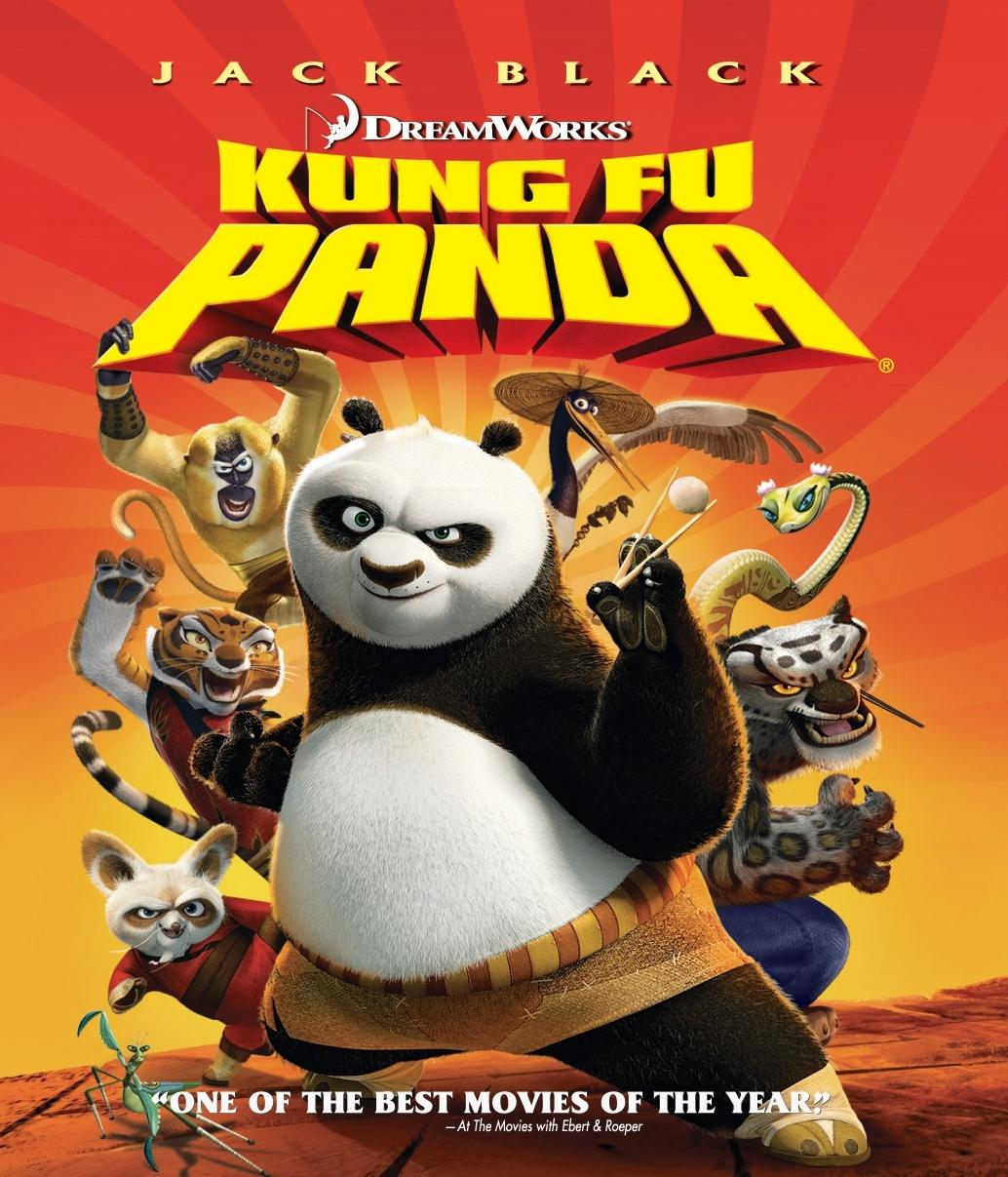 دانلود انیمیشن Kung Fu Panda دوبله فارسی گلوری