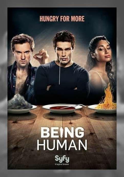 سریال Being Human US فصل چهارم
