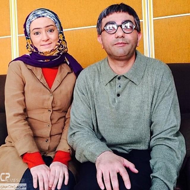 محمد رضا هدایتی و سحر ولدبیگی