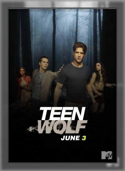 سریال T.e.e.n Wolf فصل سوم