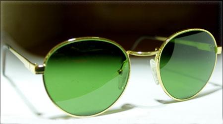 عینک ریبن شیشه گرد طرح گالیله