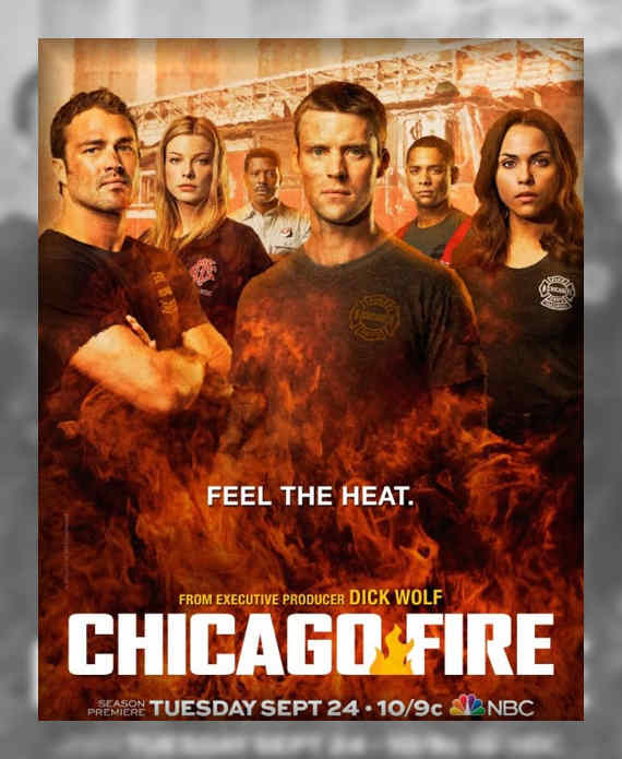 سریال chicago fire فصل دوم
