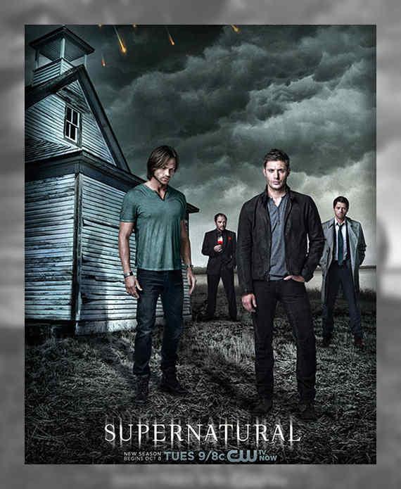سریال Supernatural فصل 10