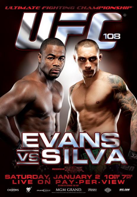 دانــلود یو اف سی 108 | UFC 108: Evans vs. Silva