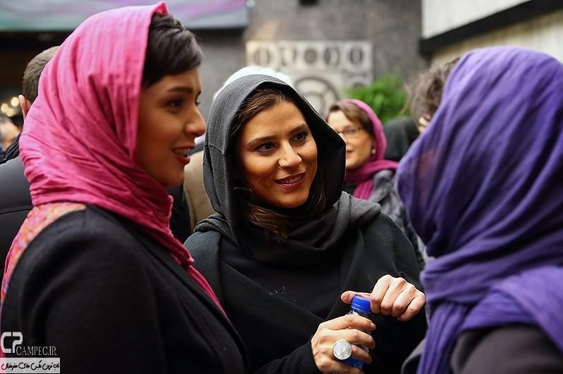 سحر دولتشاهی و ترانه علیدوستی