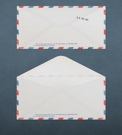 لایه باز پاکت نامه