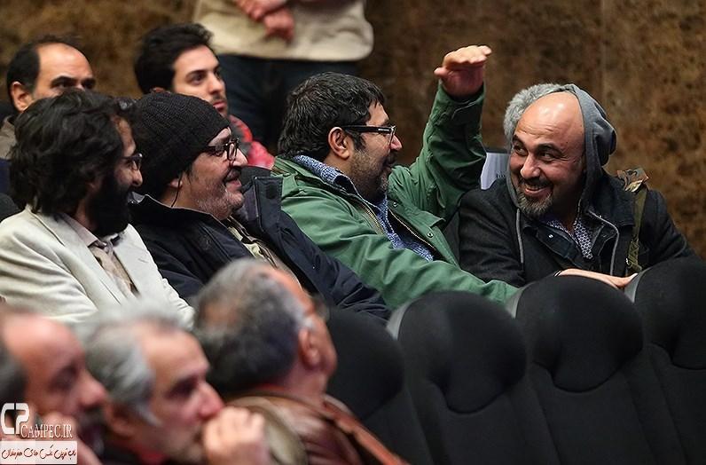 رضا عطاران و فرهاد اصلانی
