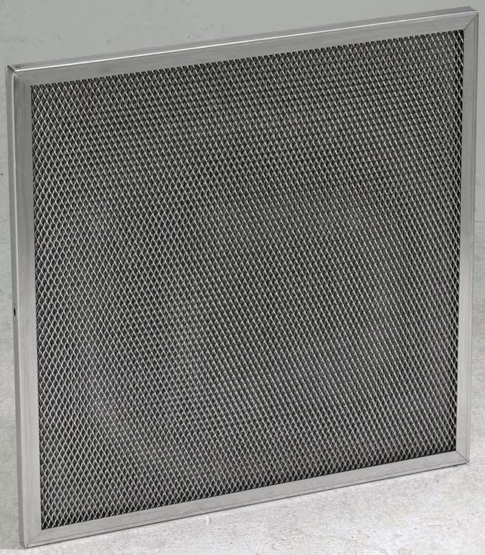 فیلتر های فلزی