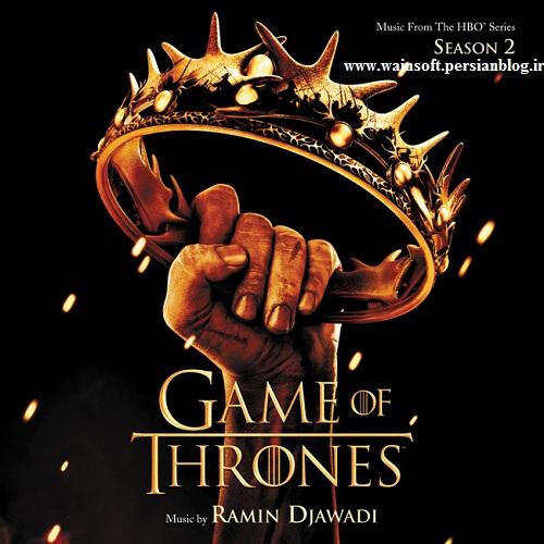 کاور فصل دوم game of thrones