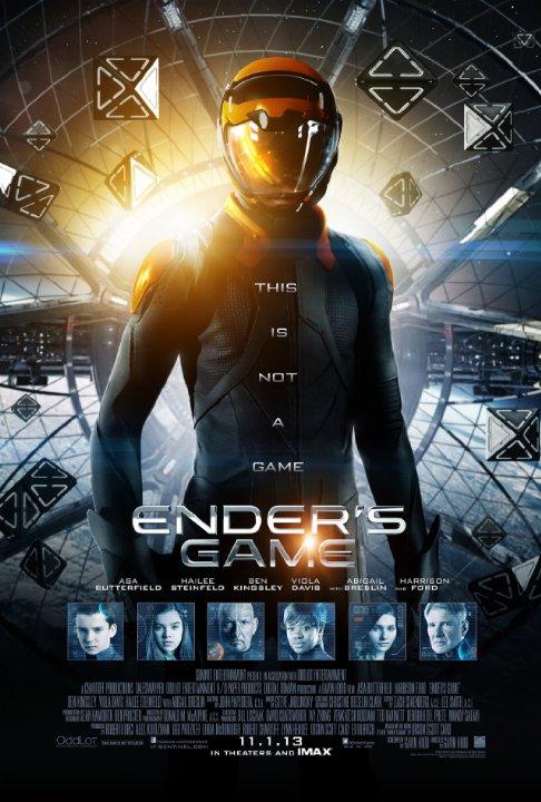 دانلود رایگان فیلم Enders Game 2013