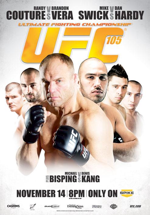 دانلود یو اف سی 105 | UFC 105: Couture vs. Vera
