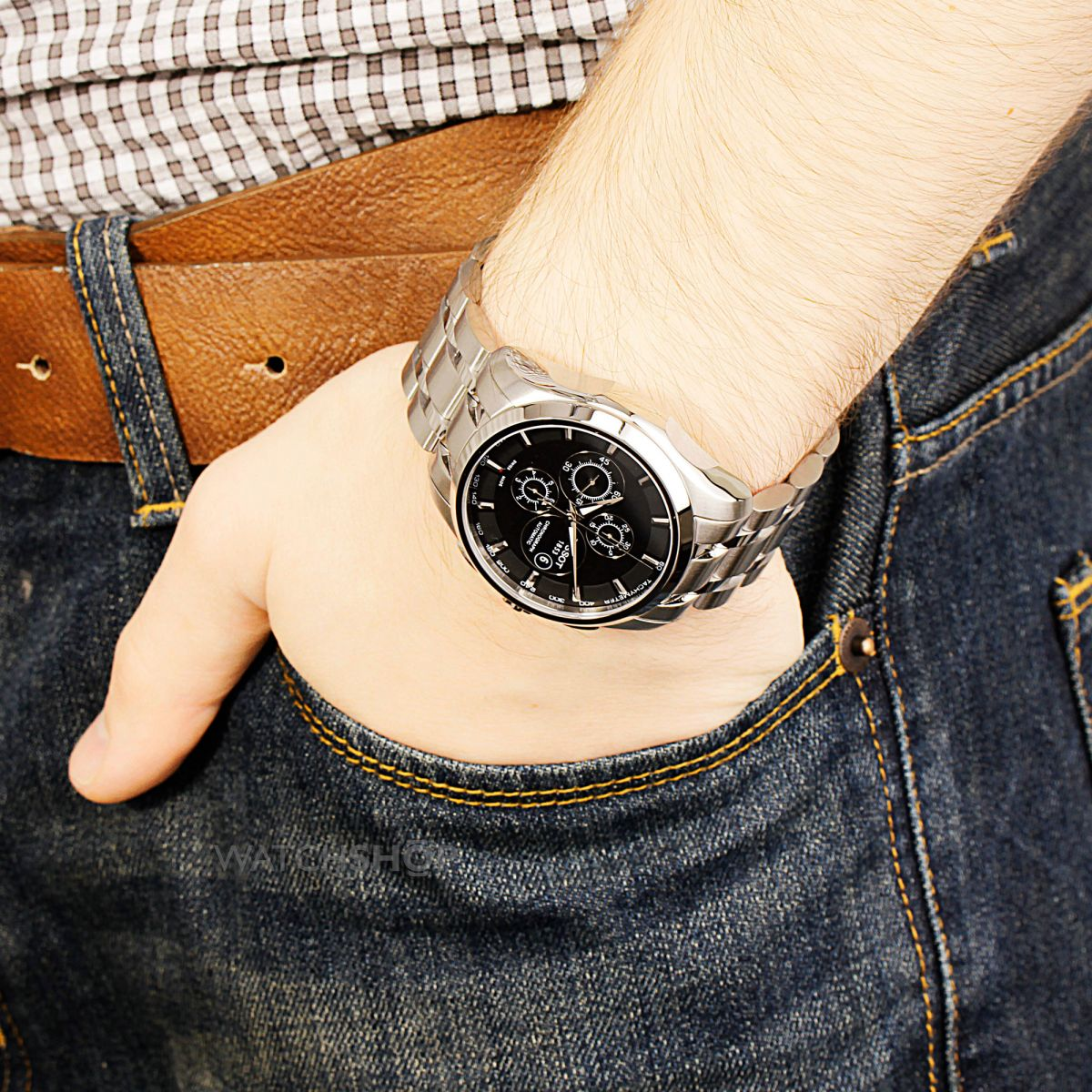 خرید ساعت تیسوت در ایران