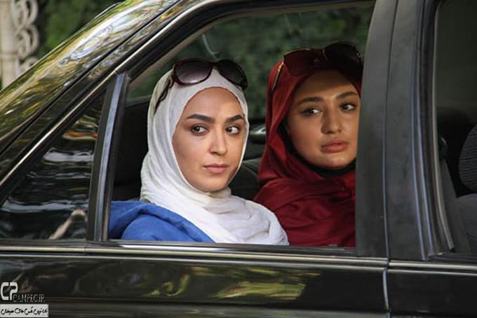 فریبا طالبی و نازلی رجب پور در سریال ستایش2