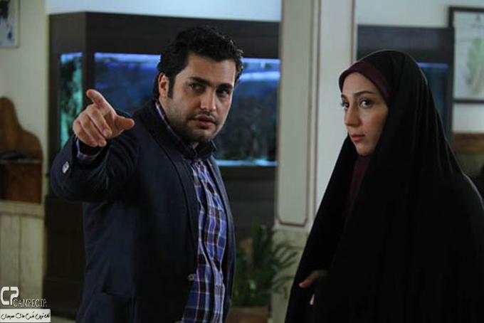 حدیث میر امینی و امیر محمد زند در سریال ستایش2
