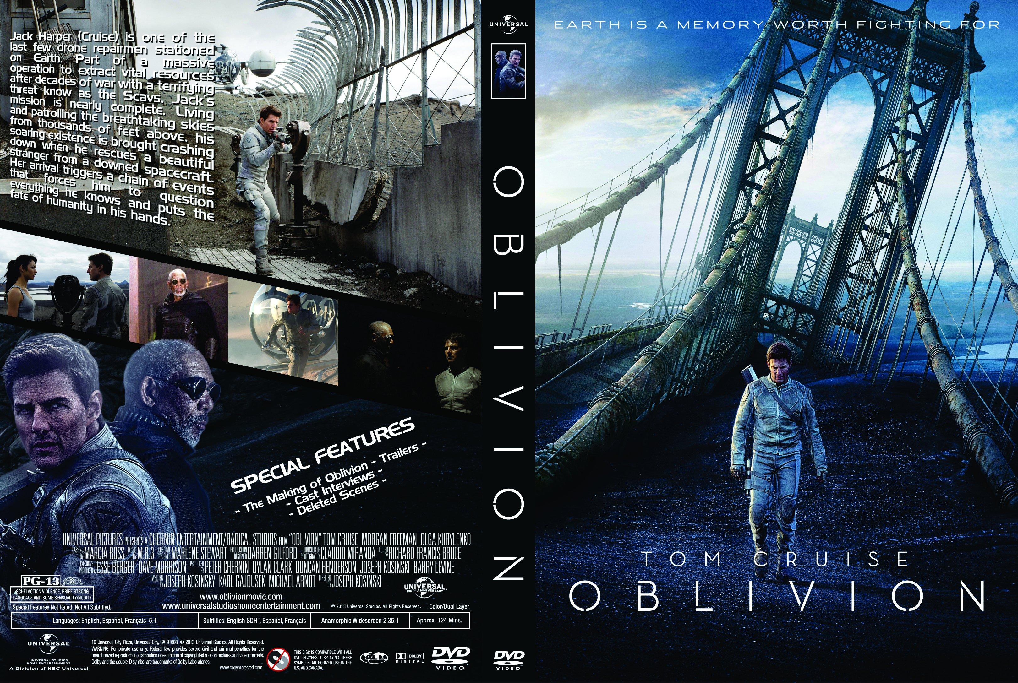 Oblivion Sound Track
