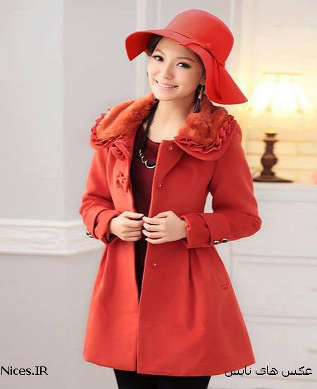 لباس فصل سرما زنانه