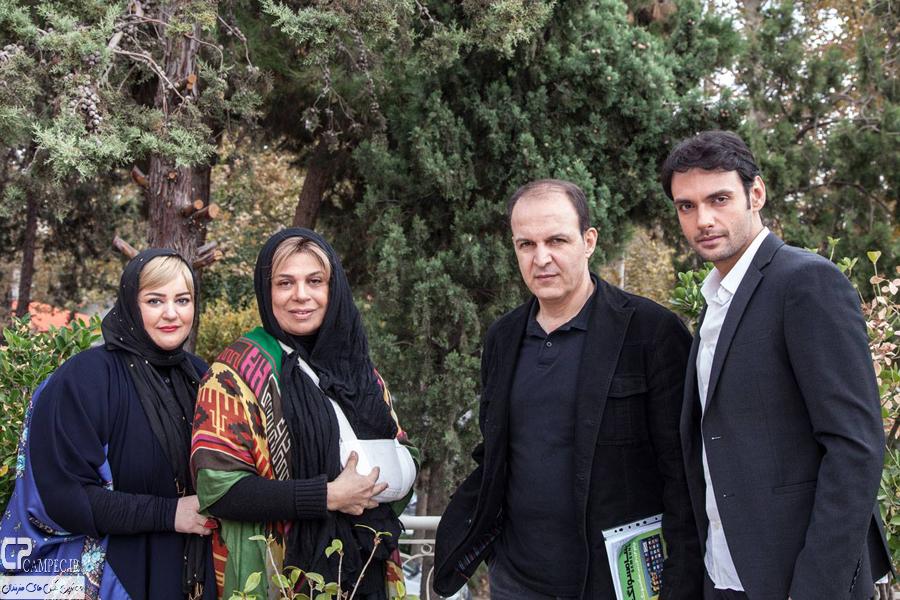 آذر، شهدخت، پرويز و ديگران -کارگردان: بهروز افخمی