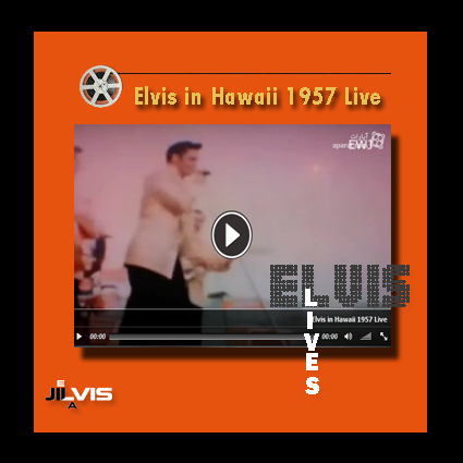 Elvis in Hawaii ۱۹۵۷ Live‬‏