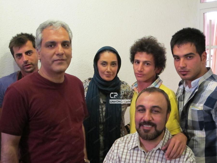 رضا عطاران،هدیه تهرانی،مهران مدیری