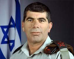 گبی اشکنازی-فرمانده پیشین ستاد کل فرماندهی و عملیات ارتش اسرائیل