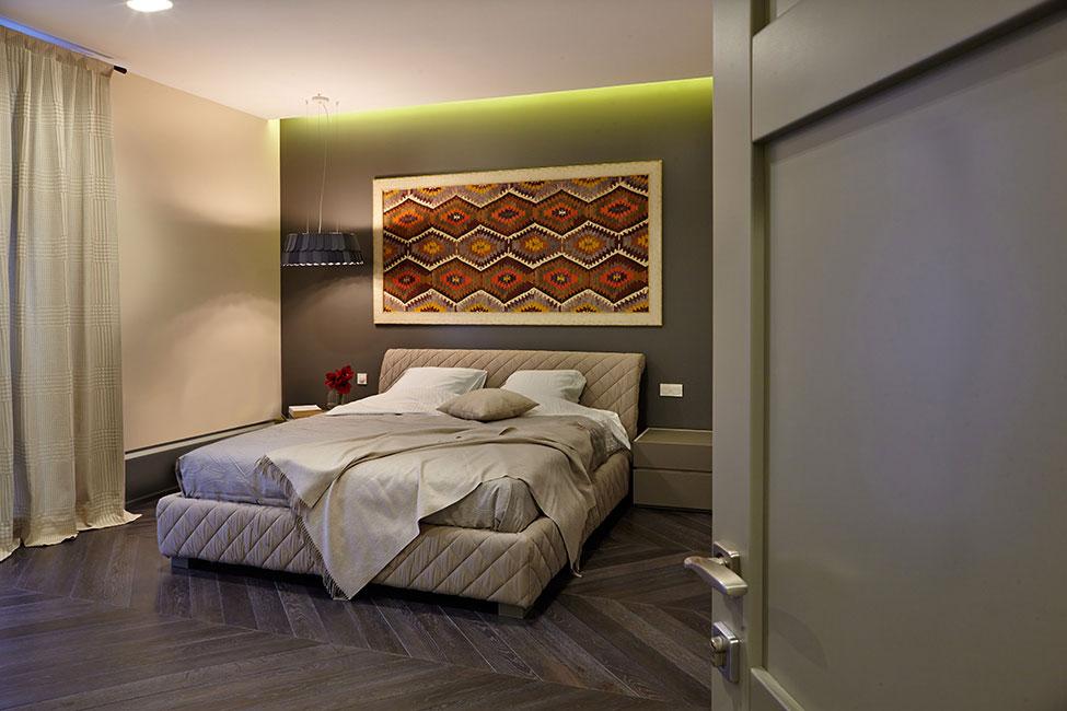 طراحی و دکوراسیون داخلی منزلی کوچک و جذاب (متراژ کم)