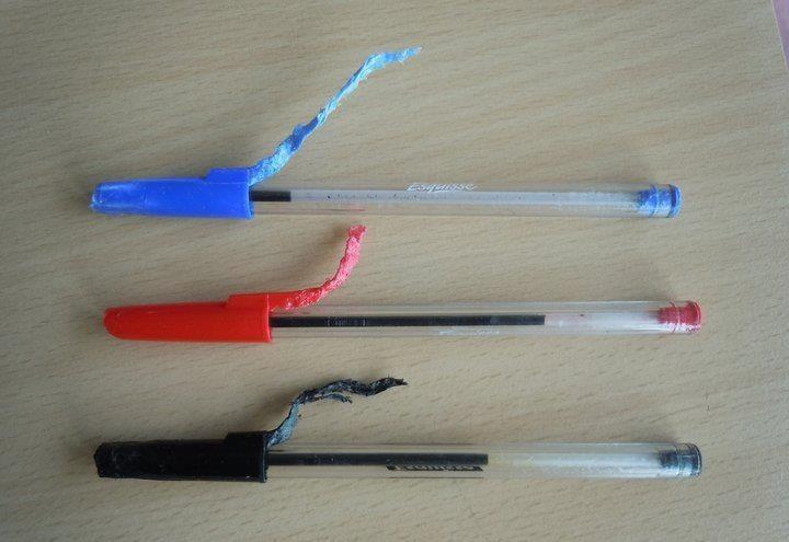 خودکار قدیمی لوازم التحریر قدیمی