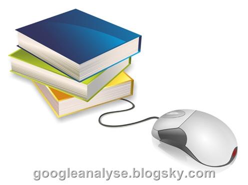 کتاب های گوگل آنالیز