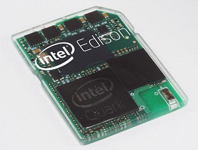 کوچکترین کامپیوتر تاریخ توسط اینتل