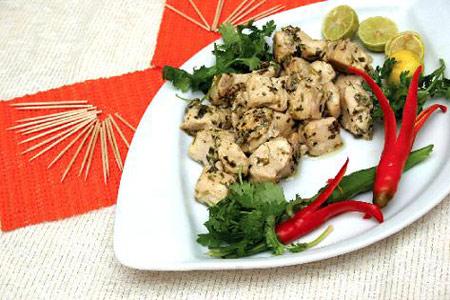 آشپزی: روش پخت مرغ زغالی
