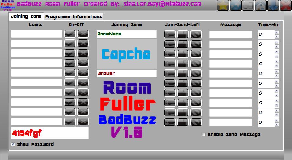 BadBuzz Team RoomFuller New Version Dfvdg5fd56g15fb