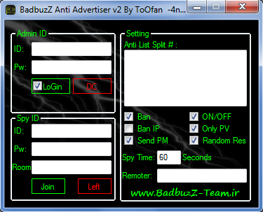 BadbuzZ Anti Advertiser v2.0 Anti2