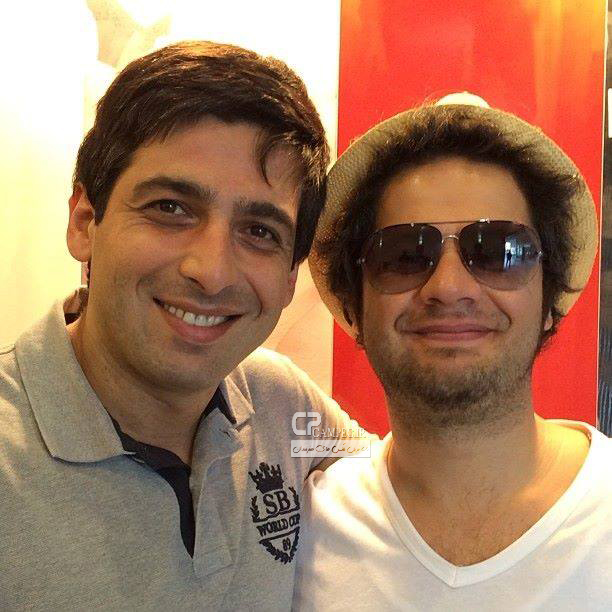 علی صادقی و حمید گودرزی