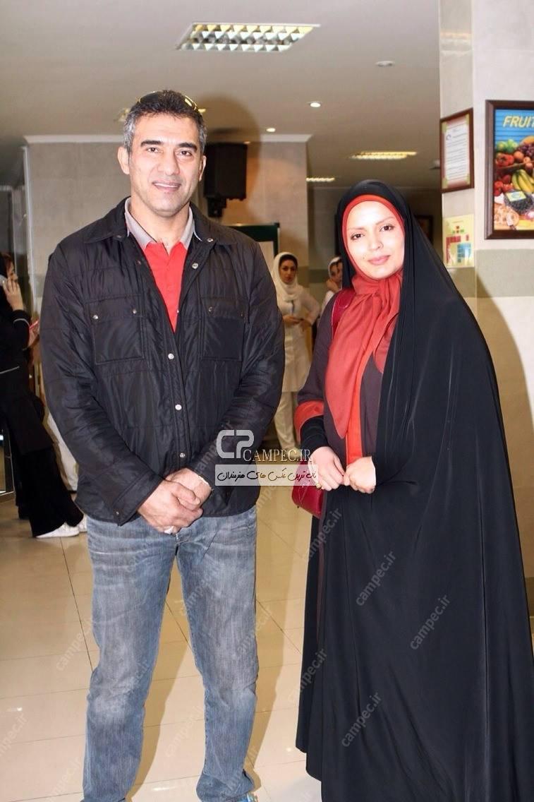 سپیده خداوردی و احمد رضا عابدزاده
