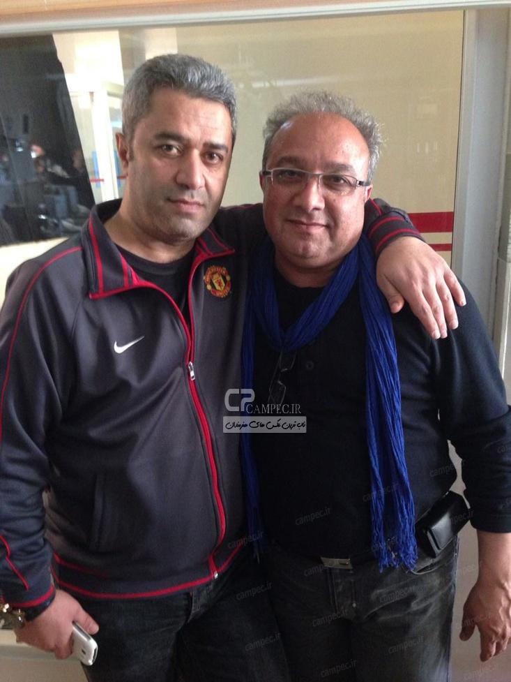 حسین سهیلی زاده کارگردان سریال