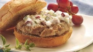 آشپزی: طرز تهیه بوقلمون برگر یونانی