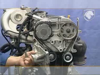 آموزش تعمیرات اساسی موتور Ef7