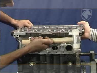 آموزش تعمیر موتور ملی ایرانخودرو