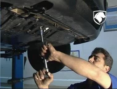 راهنمای تعمیرات موتور ملی ef7