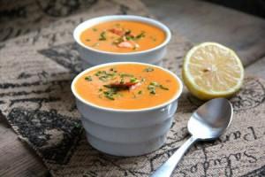 آشپزی: طرز تهیه سوپ سالمون