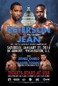 دانــلود مسابقه بوکس Showtime: Peterson vs. Jean