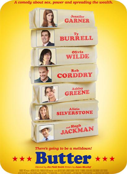 دانلود فیلم Butter 2011 Limited