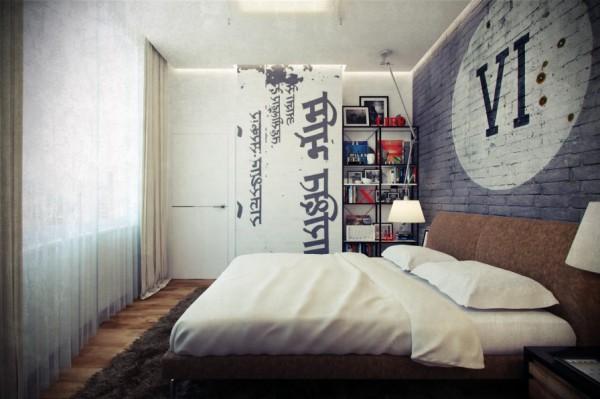 طرحهایی جذاب برای انواع اتاق خواب